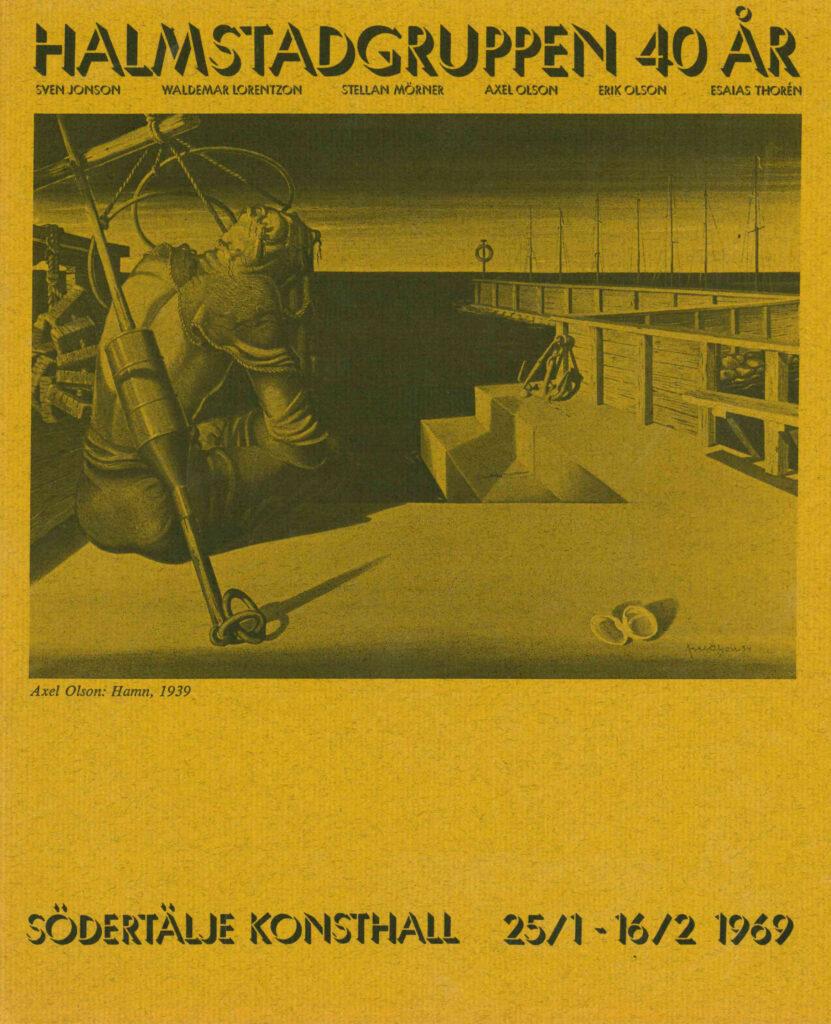 Bokomslag från 1969