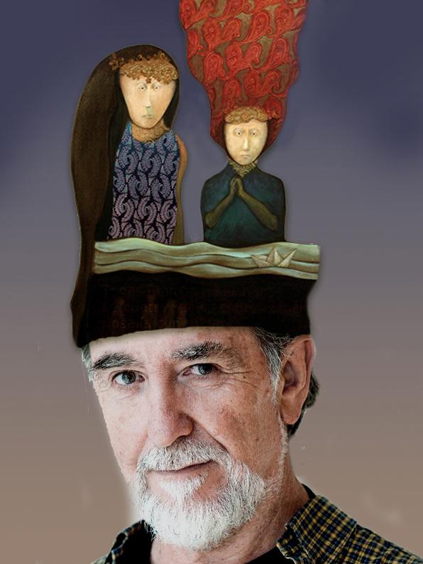 Porträtt på en person