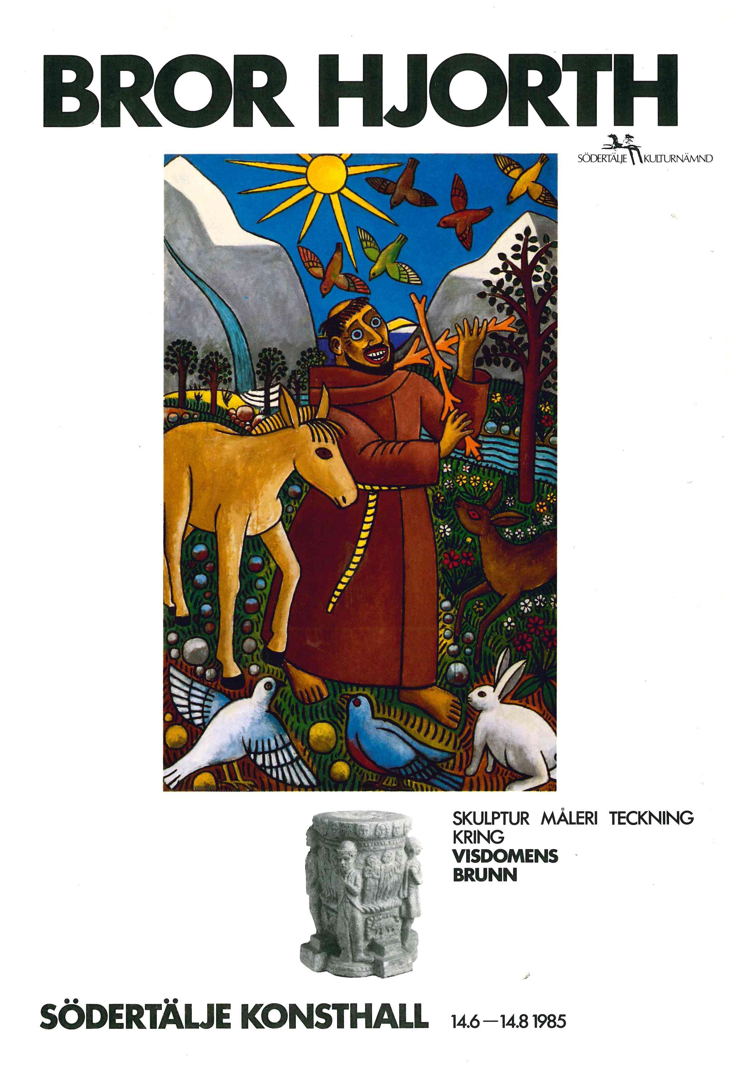 Bild på omslag till katalog