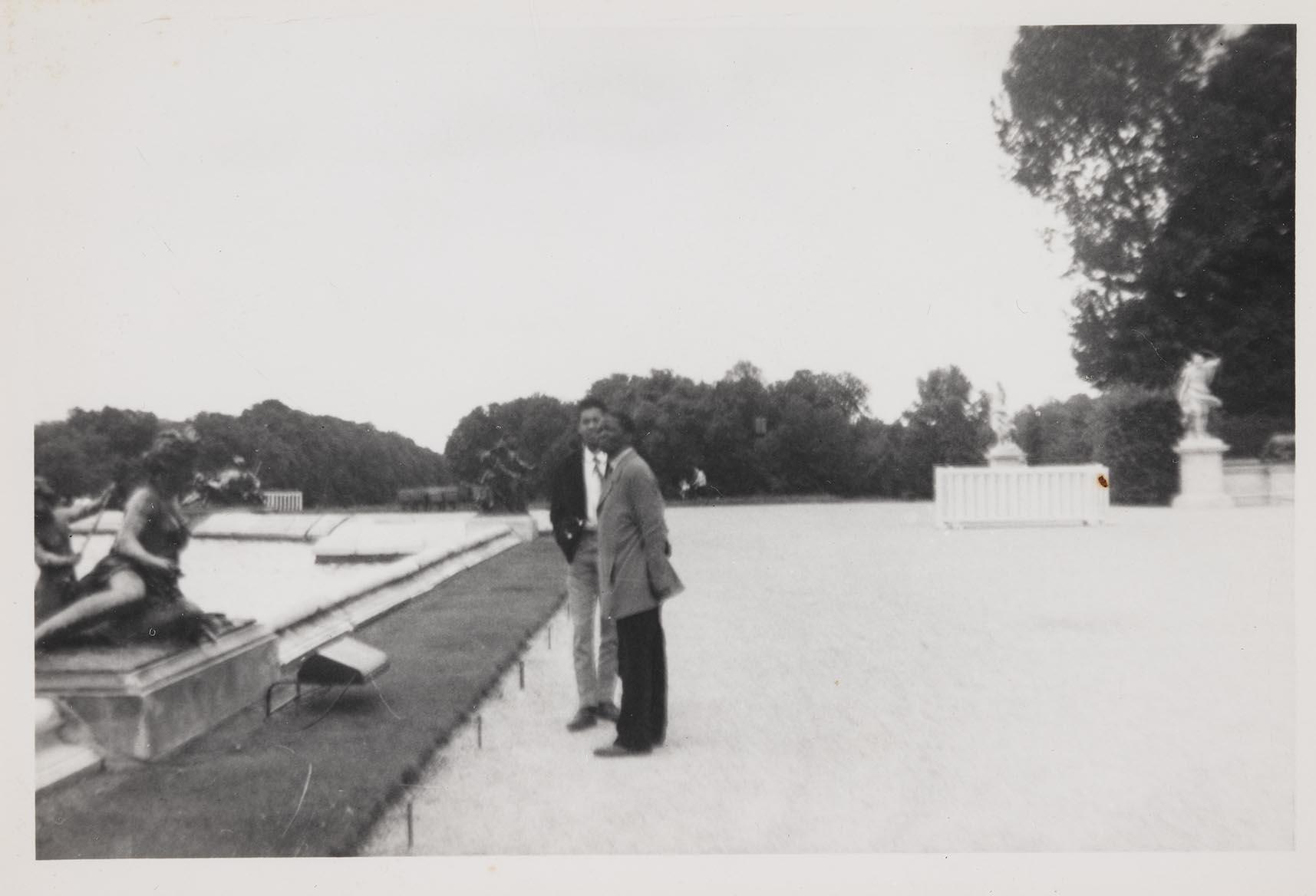 Ernest Mancoba i Paris