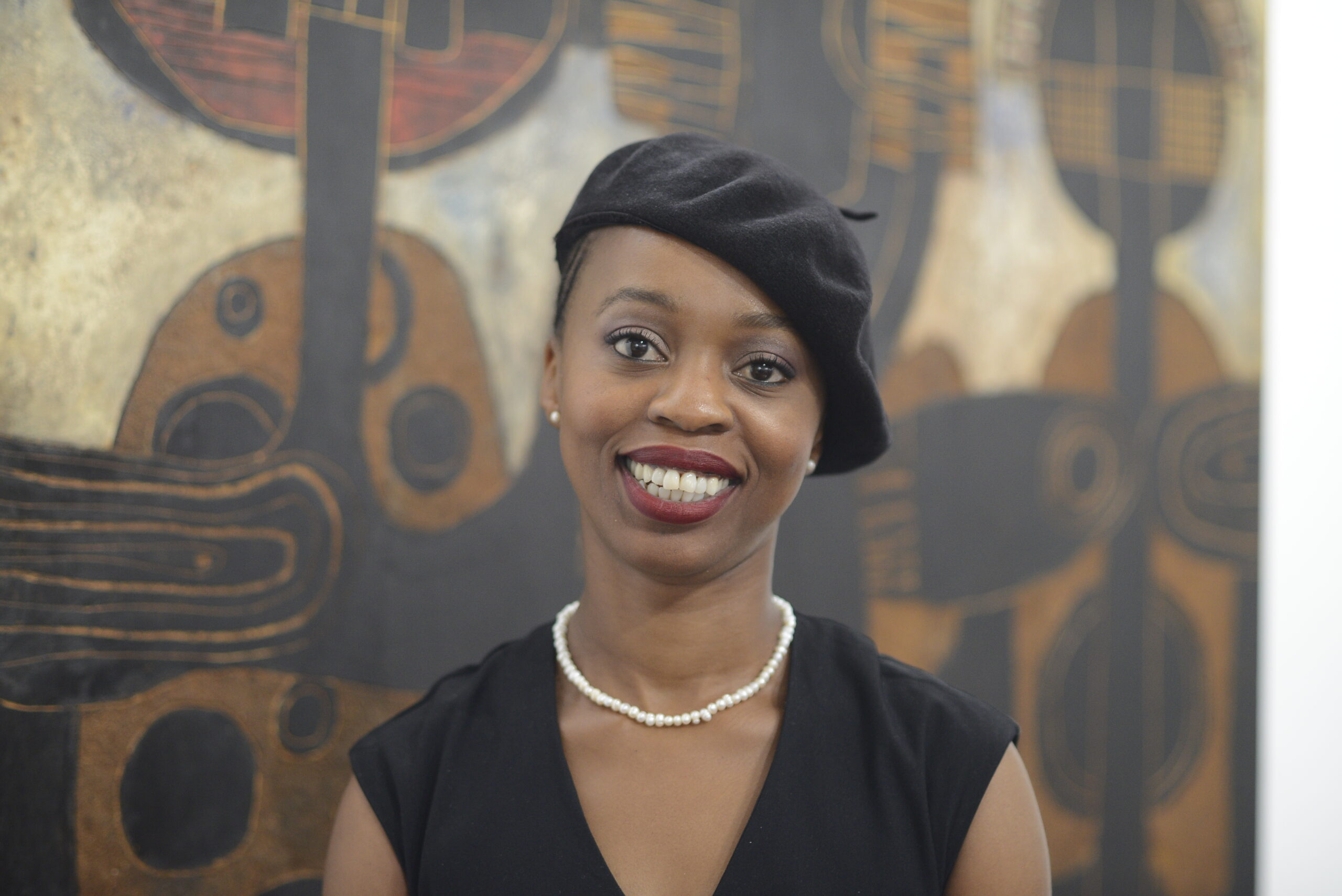 Porträtt av Same Mdluli