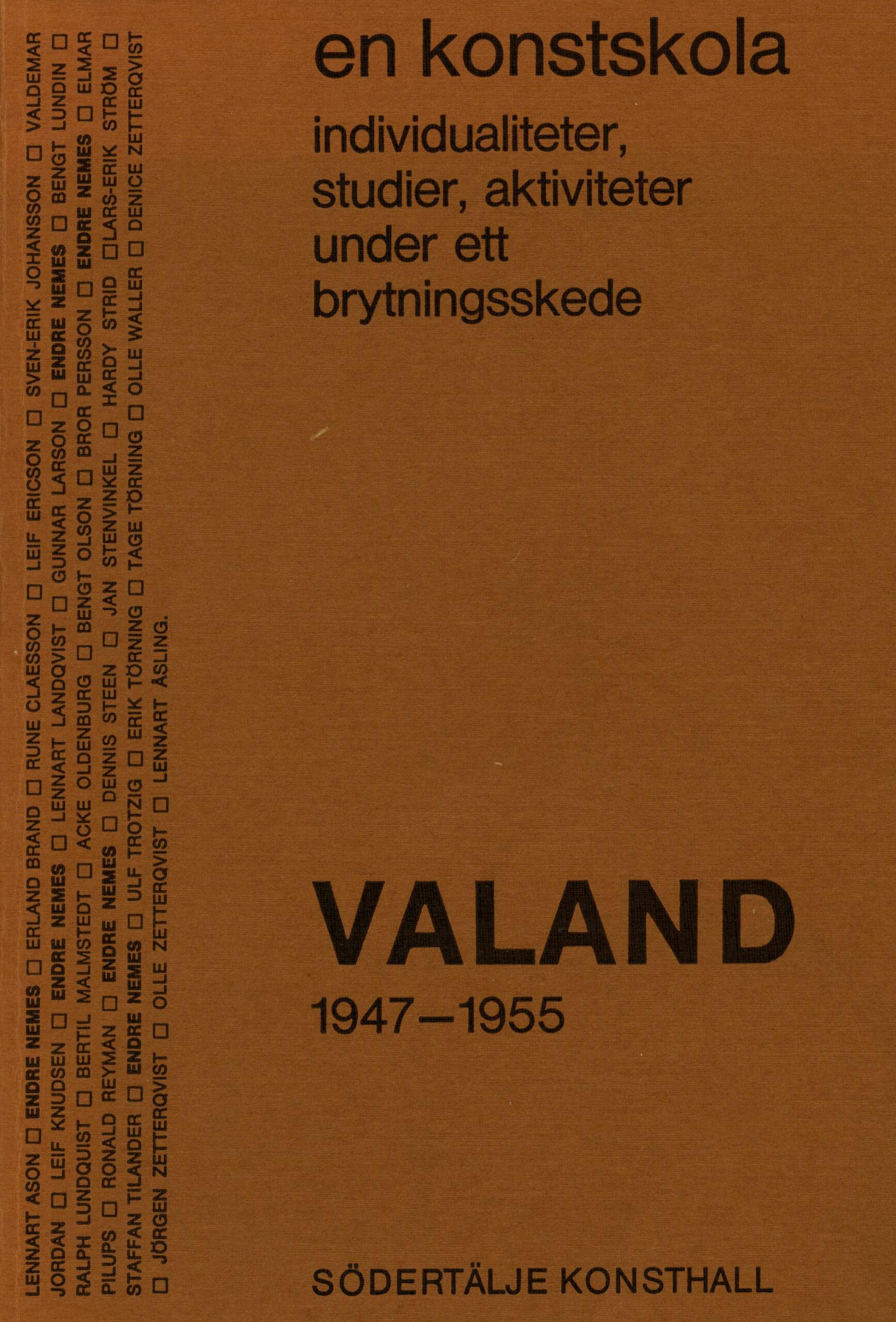 Katalog omslag